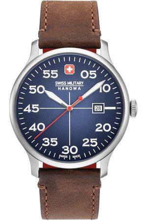 CHRONO Reloj analógico 06-4326.04.003, Quartz, 42mm, 5ATM para hombre