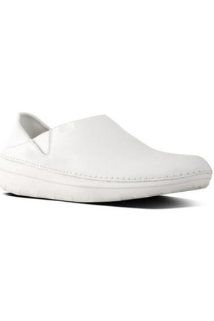 FitFlop Zapatos SUPERLOAFER TM LEATHER - URBAN WHITE CO para mujer