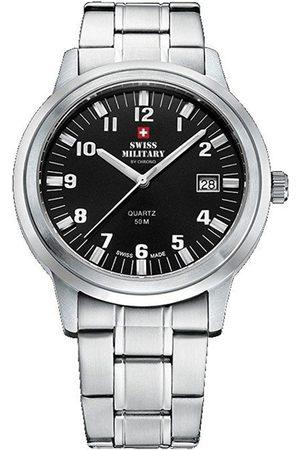 CHRONO Reloj analógico SMP36004.06, Quartz, 40mm, 5ATM para hombre