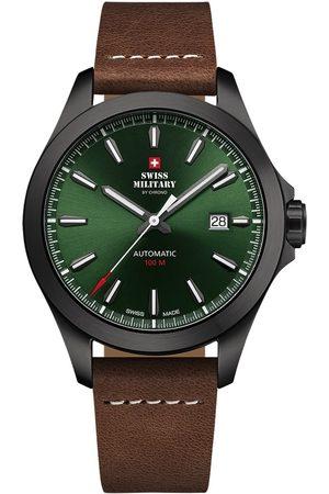 CHRONO Reloj analógico SMA34077.12, Automatic, 42mm, 10ATM para hombre