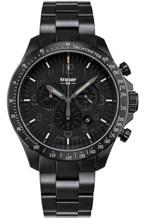 Traser H3 Reloj analógico 109466, Quartz, 46mm, 10ATM para hombre