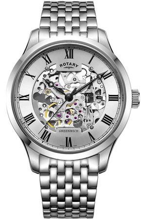 Rotary Reloj analógico GB02940/06, Automatic, 42mm, 5ATM para hombre