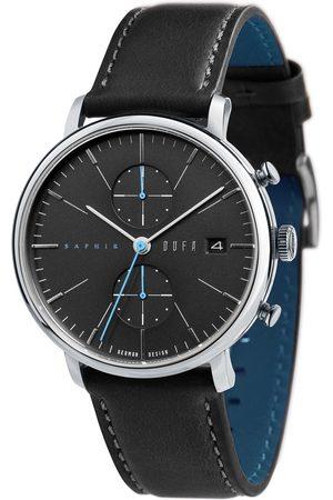 DUFA Reloj analógico DF-9027-04, Quartz, 40mm, 3ATM para hombre