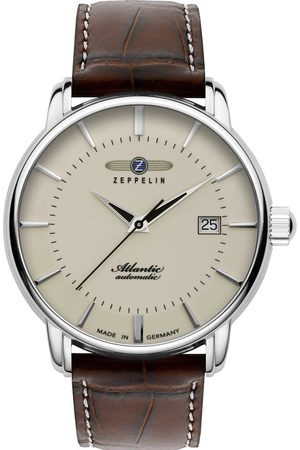 Zeppelin Reloj analógico 8452-5, Automatic, 41mm, 5ATM para hombre