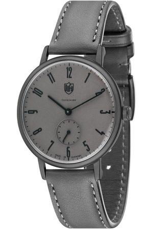 DUFA Reloj analógico DF-9001-0U, Quartz, 38mm, 3ATM para hombre