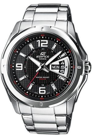 Casio Reloj analógico EF-129D-1AVEF, Quartz, 45mm, 10ATM para hombre