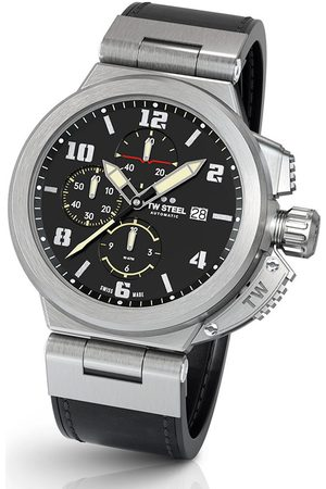 Tw-Steel Reloj analógico ACE204, Automatic, 46mm, 10ATM para hombre