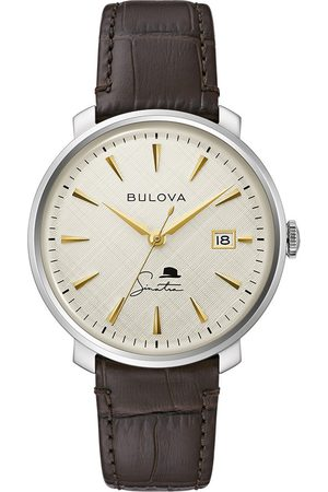 BULOVA Reloj analógico 96B359, Automatic, 40mm, 3ATM para hombre