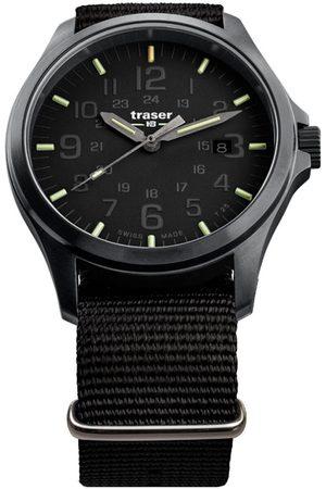 Traser H3 Reloj analógico 108744, Quartz, 44mm, 20ATM para hombre