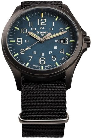 Traser H3 Reloj analógico 108632, Quartz, 42mm, 10ATM para hombre