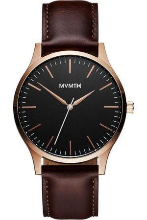 MVMT Reloj analógico D-MT01-BLBR, Quartz, 40mm, 3ATM para hombre