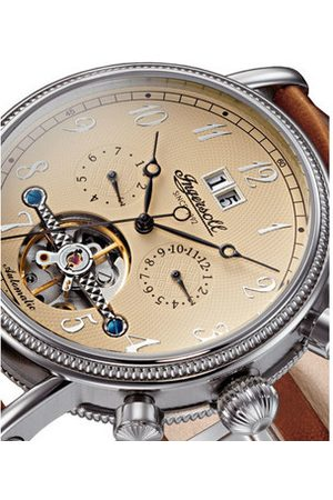 INGERSOLL 1892 Reloj analógico IN1800CR, Automatic, 42mm, 3ATM para hombre