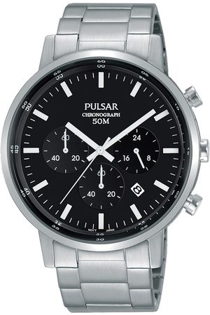 Pulsar Reloj analógico PT3885X1, Quartz, 42mm, 5ATM para hombre