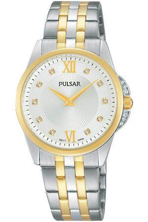 Pulsar Reloj analógico PM2165X1, Quartz, 30mm, 3ATM para mujer