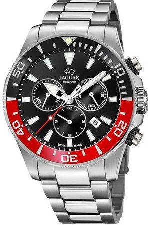 Jaguar Reloj analógico J861/5, Quartz, 44mm, 20ATM para hombre