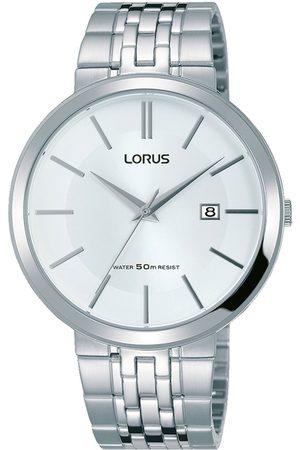 Lorus Reloj analógico RH921JX9, Quartz, 40mm, 5ATM para hombre
