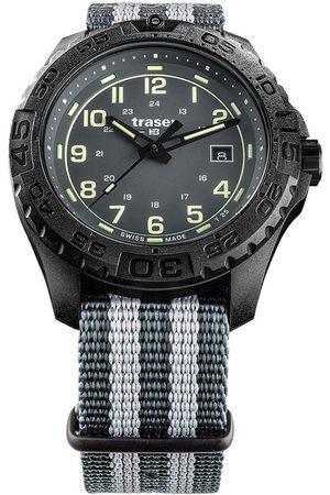 Traser H3 Reloj analógico 109037, Quartz, 44mm, 20ATM para hombre