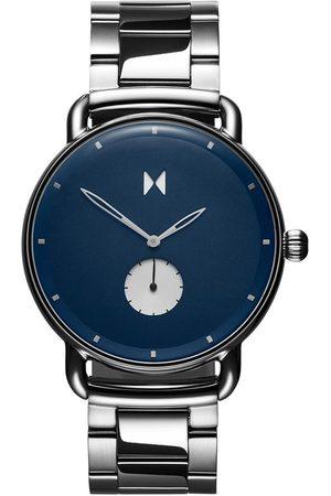 MVMT Reloj analógico MR01-BLUS, Quartz, 41mm, 5ATM para hombre