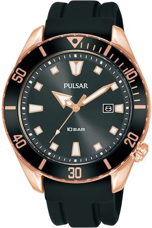 Pulsar Reloj analógico PG8312X1, Quartz, 43mm, 10ATM para hombre