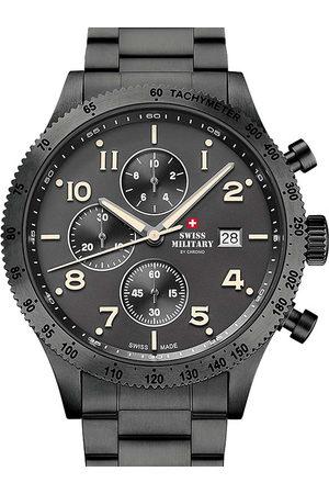 CHRONO Reloj analógico SM34084.04, Quartz, 42mm, 10ATM para hombre