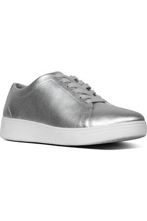 FitFlop Zapatillas RALLY SNEAKERS - SILVER CO para mujer