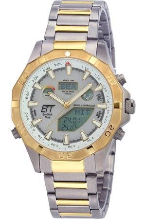 ETT Eco Tech Time Reloj analógico EGT-11358-55M, Quartz, 44mm, 5ATM para hombre