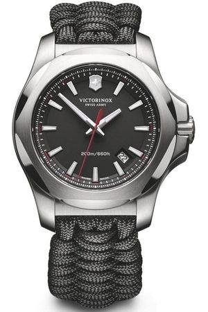 Victorinox Reloj analógico 241726, Quartz, 43mm, 20ATM para hombre