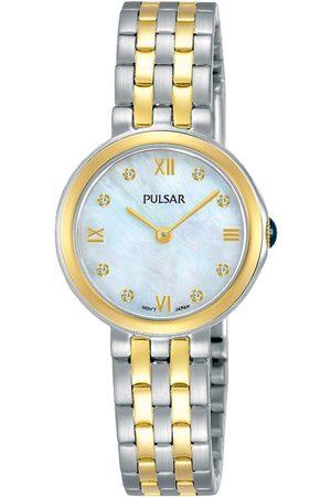Pulsar Reloj analógico PM2244X1, Quartz, 26mm, 3ATM para mujer