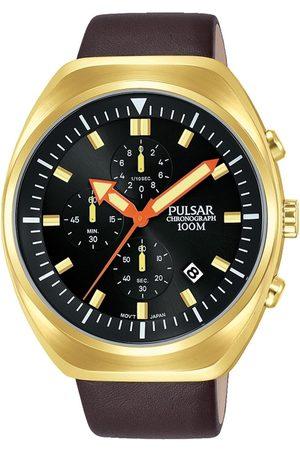 Pulsar Reloj analógico PM3094X1, Quartz, 44mm, 10ATM para hombre