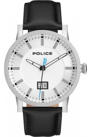 Police Reloj analógico PL15404JS.01, Quartz, 43mm, 5ATM para hombre