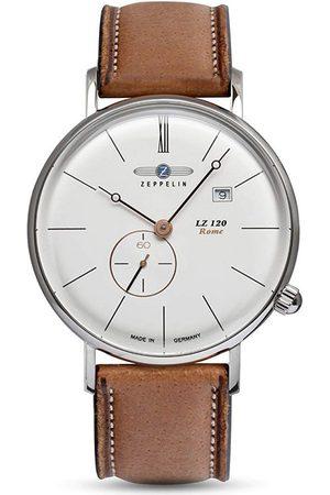 Zeppelin Reloj analógico 7138-4, Quartz, 40mm, 5ATM para hombre