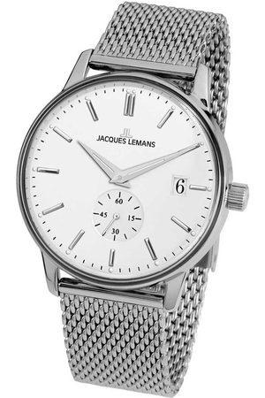 Jacques Lemans Reloj analógico N-215F, Quartz, 40mm, 5ATM para hombre