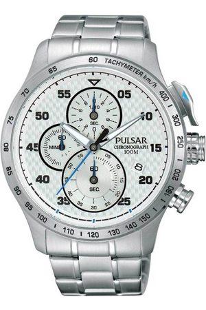 Pulsar Reloj analógico PM3041X1, Quartz, 43mm, 10ATM para hombre