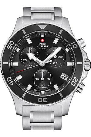 CHRONO Reloj analógico SM34067.10, Quartz, 42mm, 10ATM para hombre