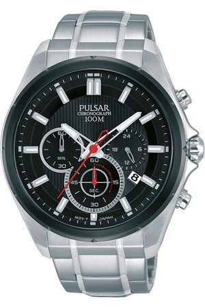 Pulsar Reloj analógico PT3901X1, Quartz, 44mm, 10ATM para hombre