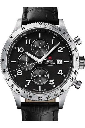 CHRONO Reloj analógico SM34084.05, Quartz, 42mm, 10ATM para hombre