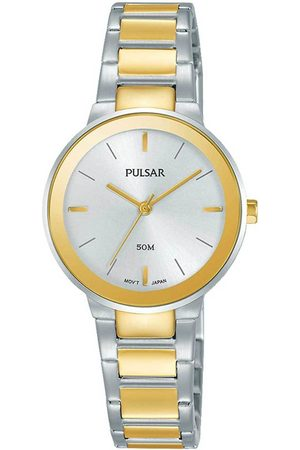 Pulsar Reloj analógico PH8284X1, Quartz, 28mm, 5ATM para mujer