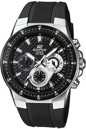 Casio Reloj analógico EF-552-1AVEF, Quartz, 44mm, 10ATM para hombre