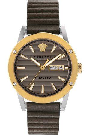 VERSACE Reloj analógico VEDX00219, Automatic, 42mm, 5ATM para hombre
