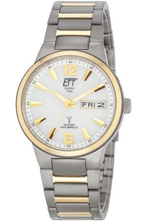 ETT Eco Tech Time Reloj analógico EGT-11322-11M, Quartz, 40mm, 5ATM para hombre
