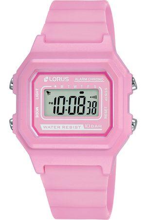 Lorus Reloj digital R2323NX9, Quartz, 31mm, 10ATM para mujer