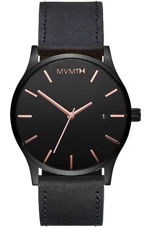 MVMT Reloj analógico MM01-BBRGL, Quartz, 45mm, 3ATM para hombre