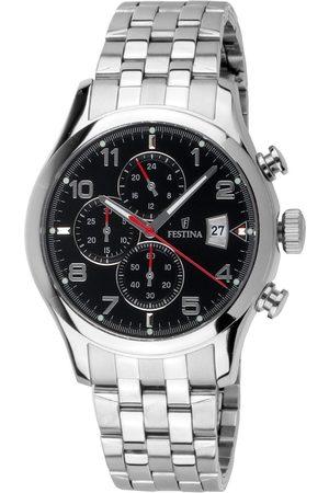Festina Reloj analógico F20374/6, Quartz, 41mm, 10ATM para hombre