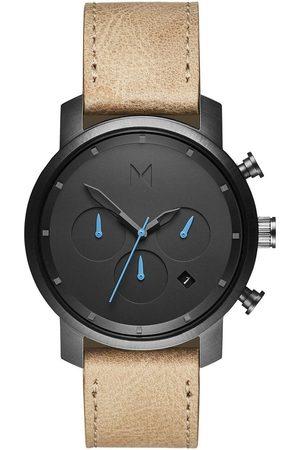 MVMT Reloj analógico MC02-GML, Quartz, 40mm, 5ATM para hombre