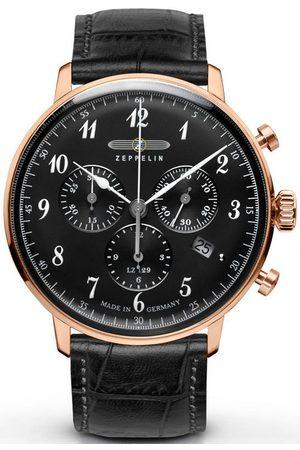 Zeppelin Reloj analógico 7084-2, Quartz, 40mm, 3ATM para hombre