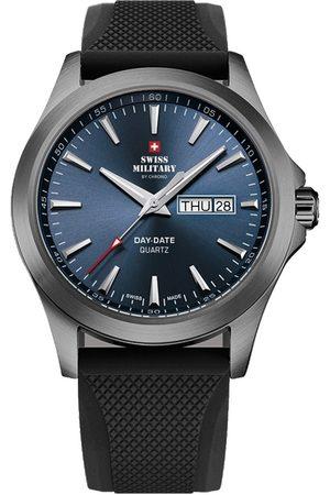 CHRONO Reloj analógico SMP36040.18, Quartz, 42mm, 5ATM para hombre