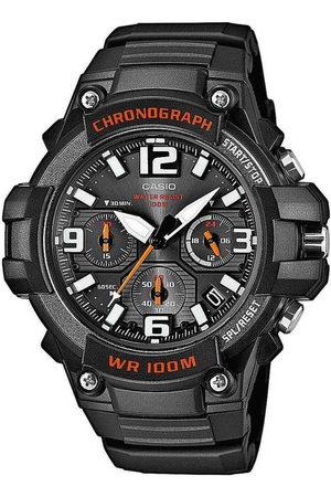 Casio Reloj analógico MCW-100H-1AVEF, Quartz, 49mm, 10ATM para hombre
