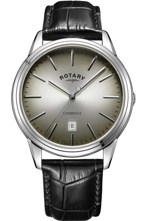 Rotary Reloj analógico GS05390/20, Quartz, 40mm, 5ATM para hombre