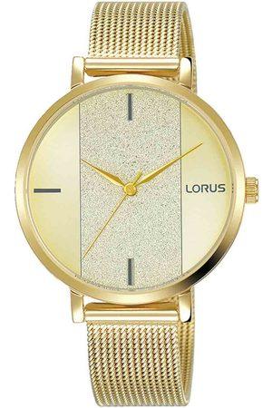 Lorus Reloj analógico RG212SX9, Quartz, 34mm, 3ATM para mujer