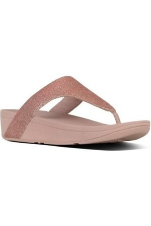 FitFlop Chanclas LOTTIE GLITZY - ROSE GOLD CO para mujer